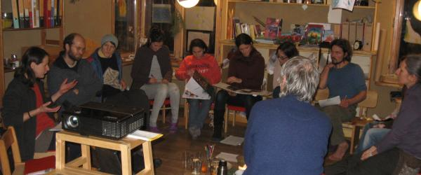 Freinet-Veranstaltung in der Kita Wukaninchen