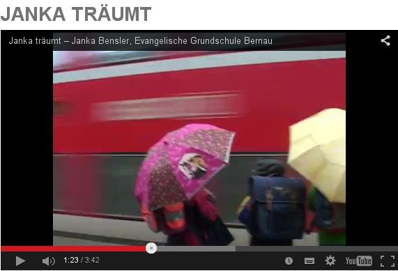 """Filmausschnitt \""""Janka träumt\"""""""