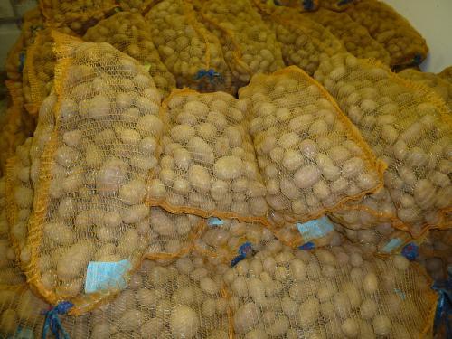 Kartoffellager