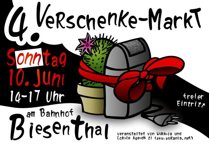 4. Biesenthaler Verschenkemarkt