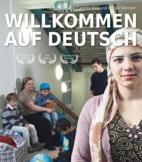"""Filmplakat \""""Willkommen auf Deutsch\"""""""