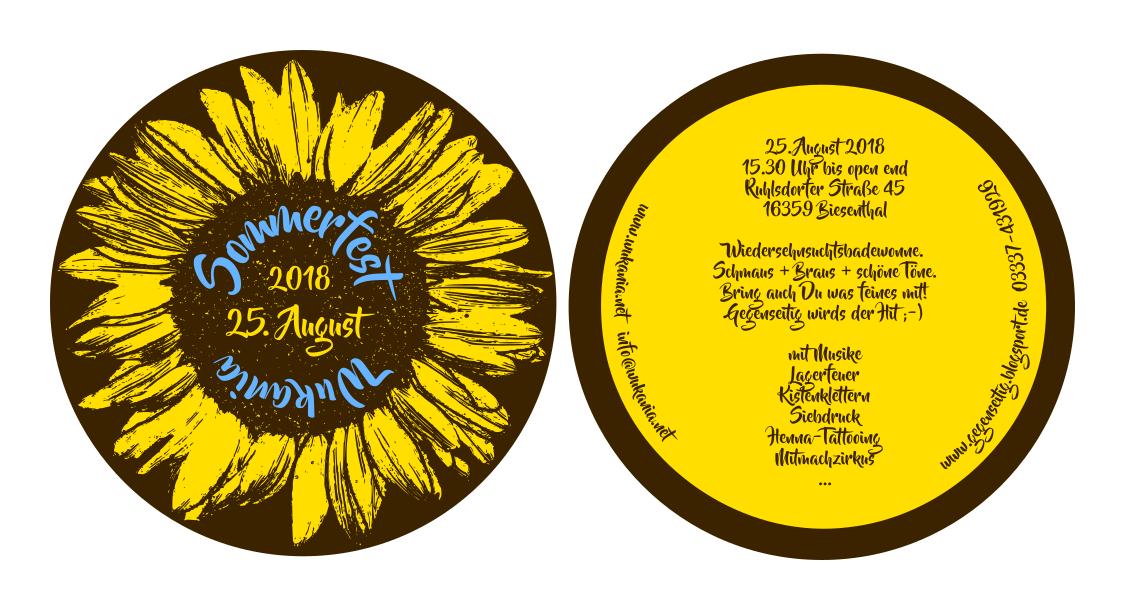 Wukania Sommerfest 2018